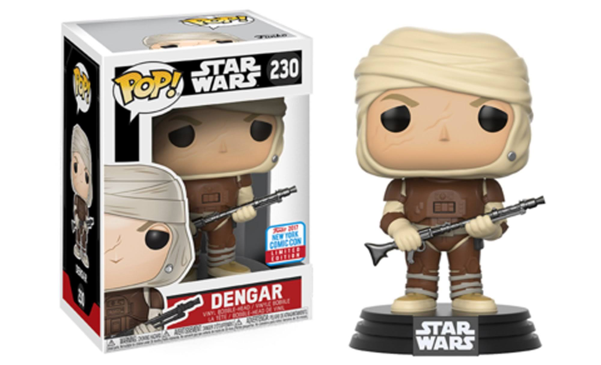 Pop! Star Wars: Dengar NYCC