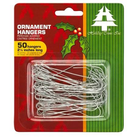 Holiday Trims 3925000 Giant Ornament Hooks - 50ct