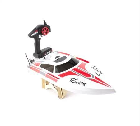 Helion HLNB0020 Rivos Ready to Run Boat RC Model