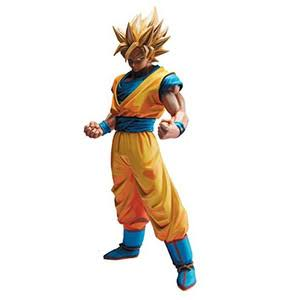 Banpresto Dragon Ball Z Action Figure - The Son Goku, 9.8""