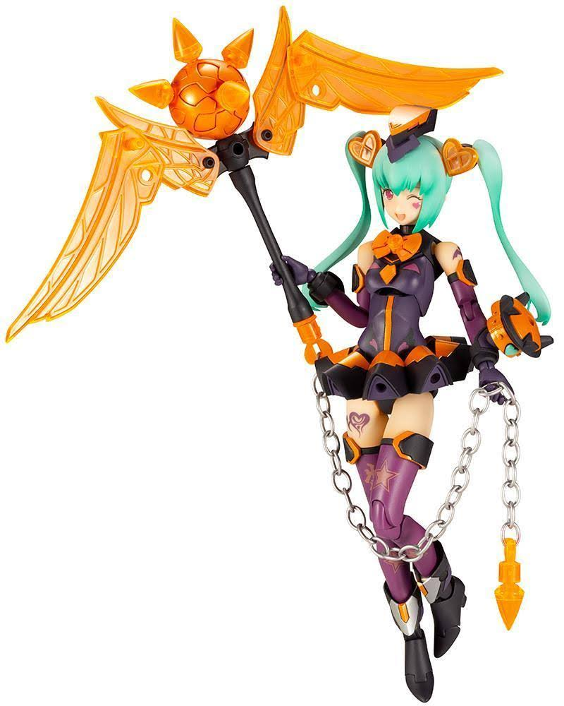 Kotobukiya KP501 Megami Device Chaos and Pretty Magical Girl Darkness Model Kit