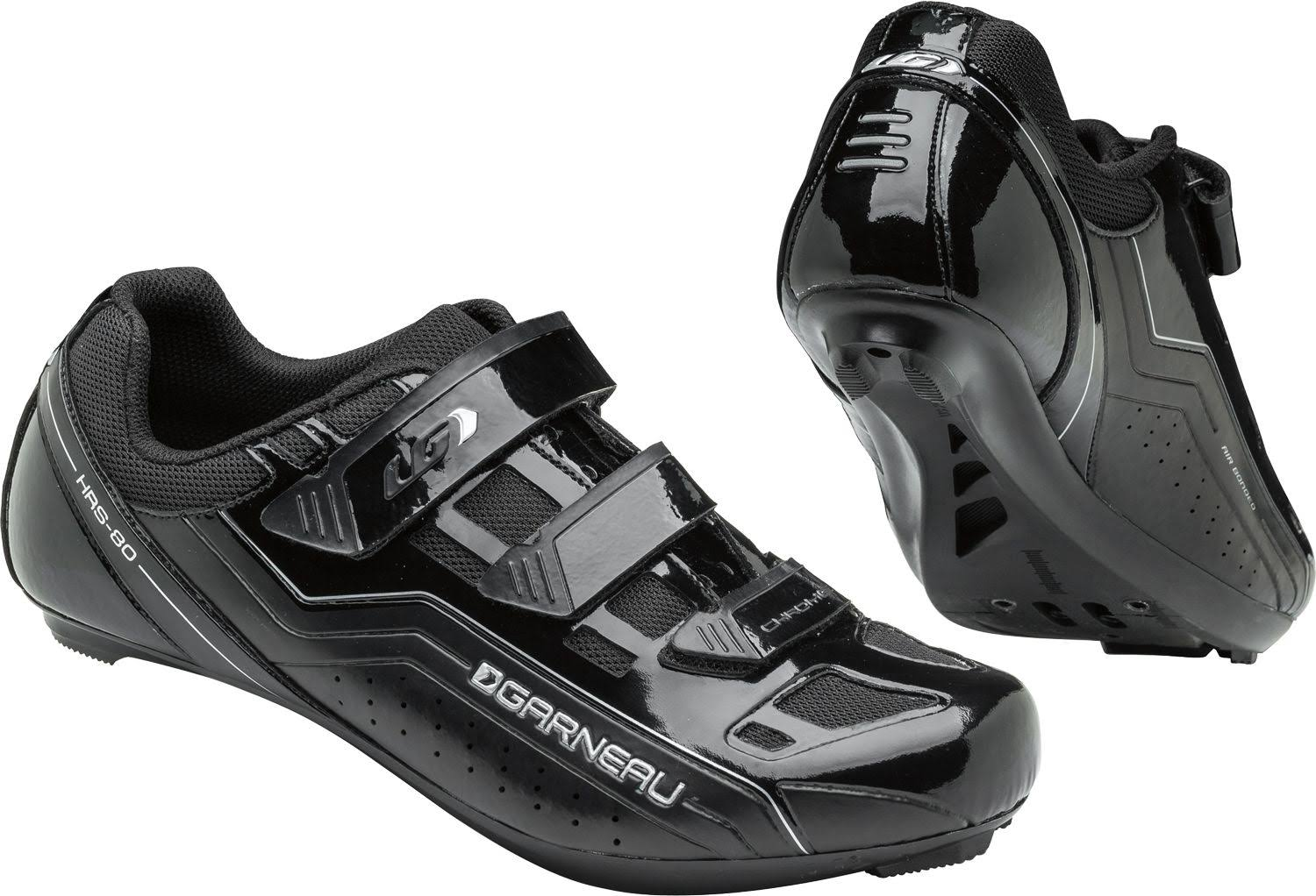 Louis Garneau Chrome Road Cycling Shoe - Black, EU45