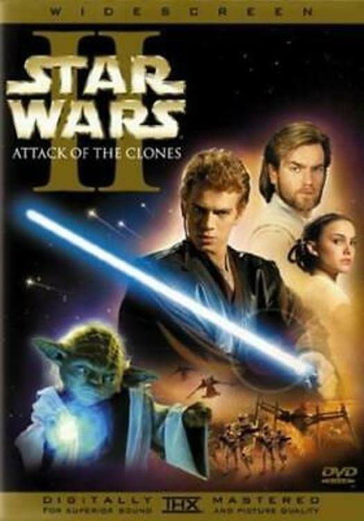 Star Wars: Episode II Attack of the Clones - DVD