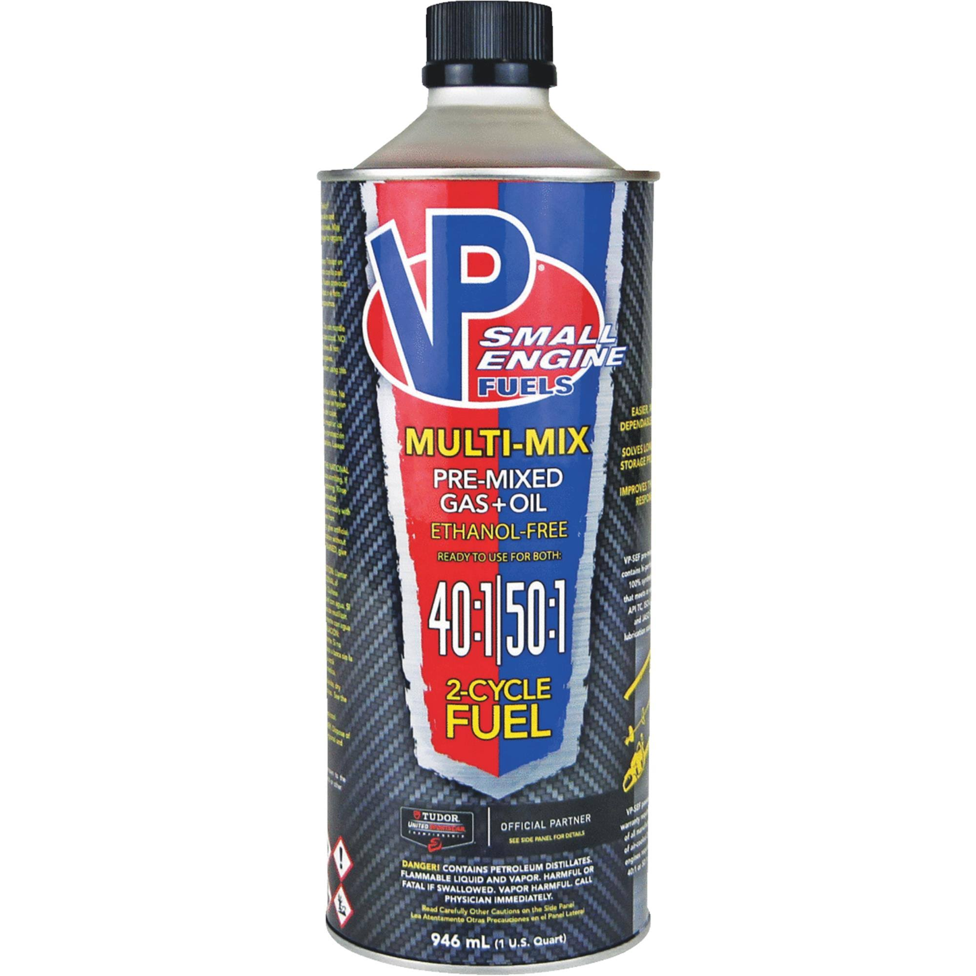 VP Small Engine Fuels Ethanol-Free Multi-Mix Gas & Oil Mix - 32oz