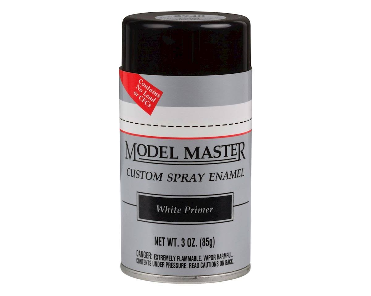 Testors Model Master 2948 Spray White Primer