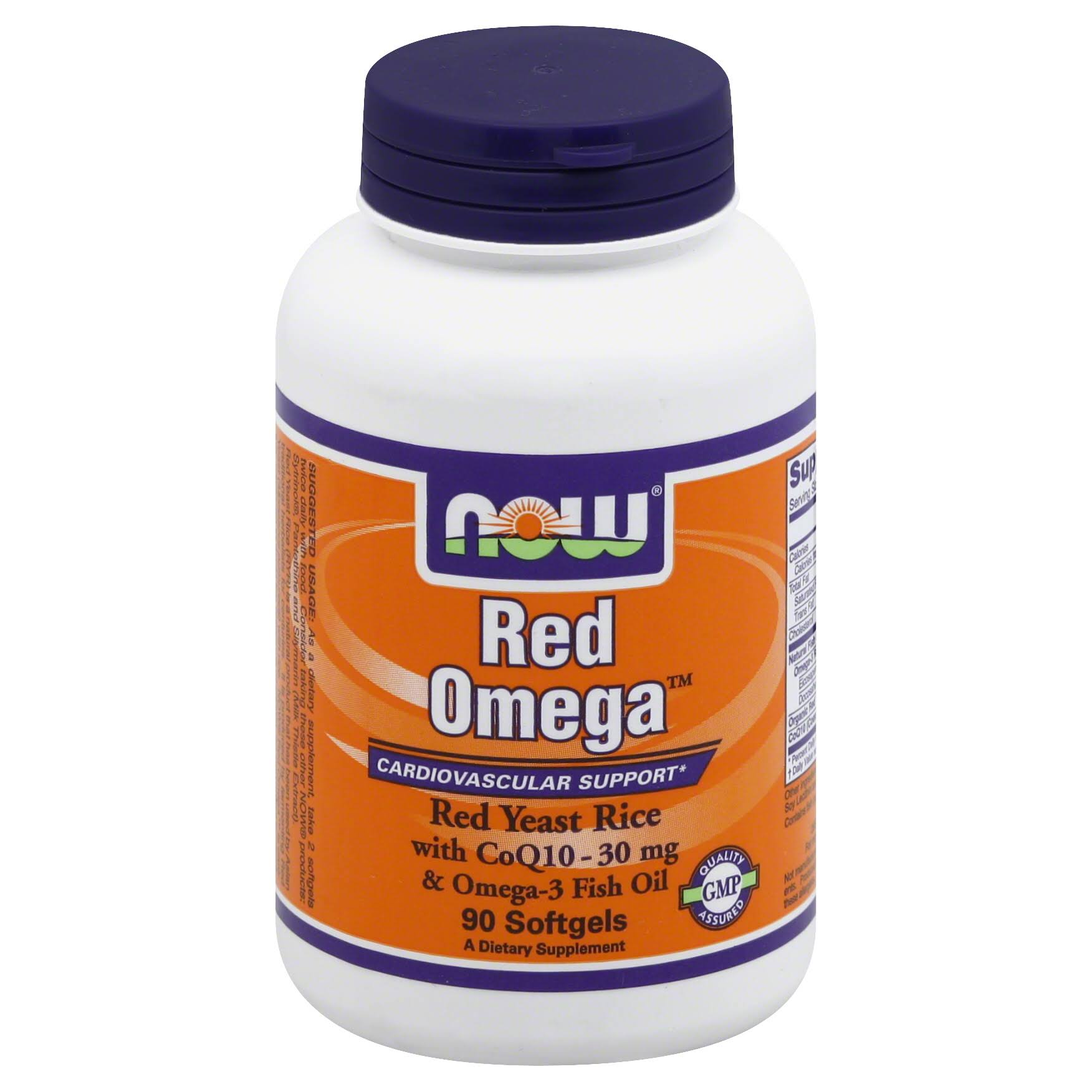 Now Foods Red Omega - 90 Softgels
