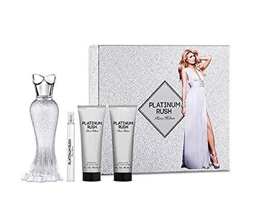 Platinum Rush Paris Hilton Perfume Gift Set Women
