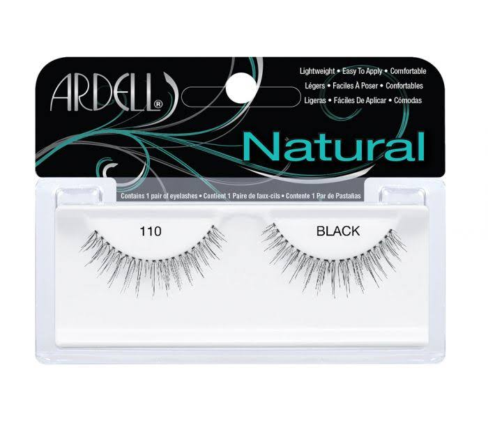 Ardell Fashion Lashes - Natural, 110 Black