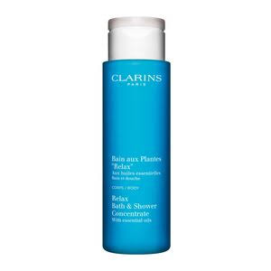 Clarins Relax Bath and Shower Concentrate Gel - 200ml