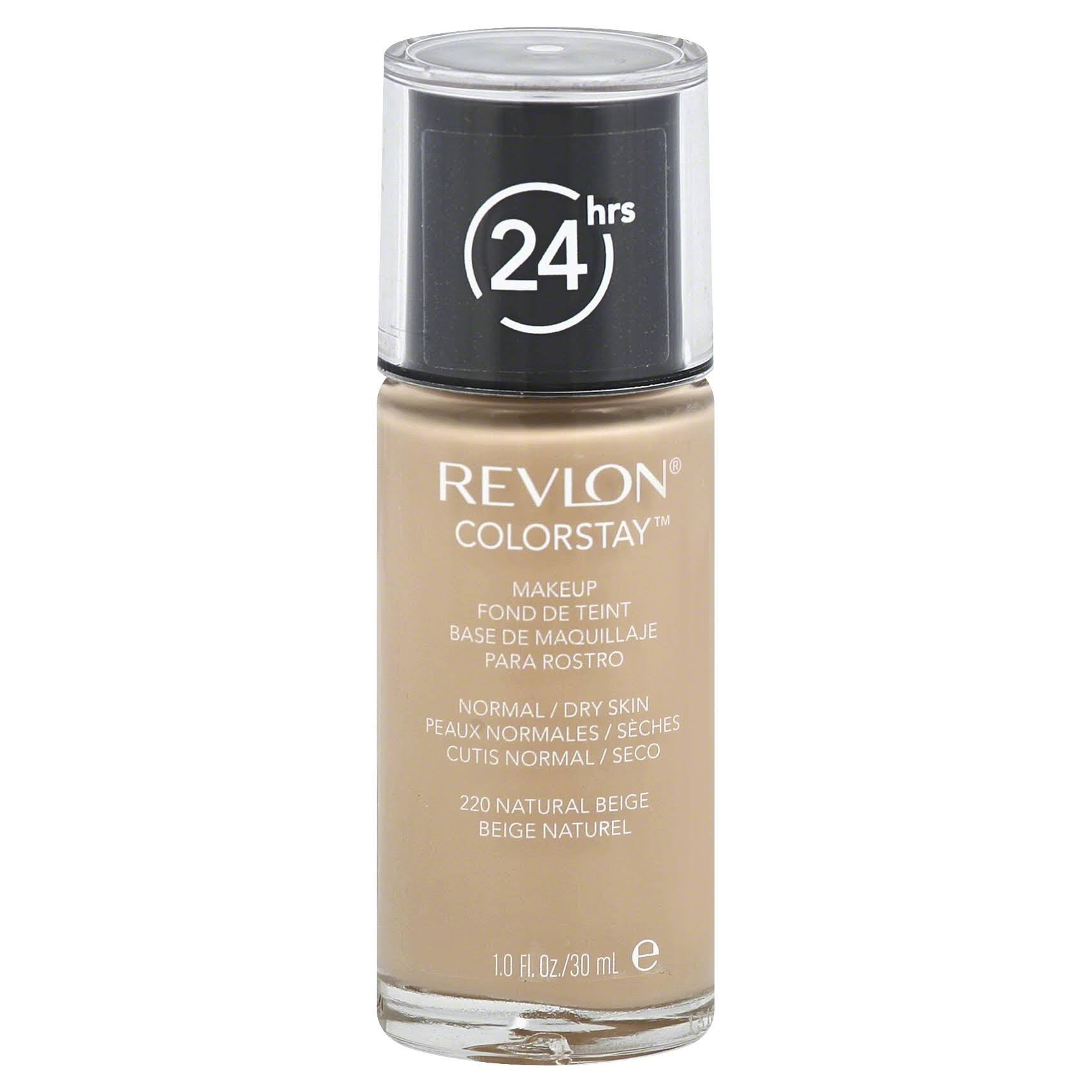 Revlon Colorstay Makeup - 220 Natural Beige, 30ml