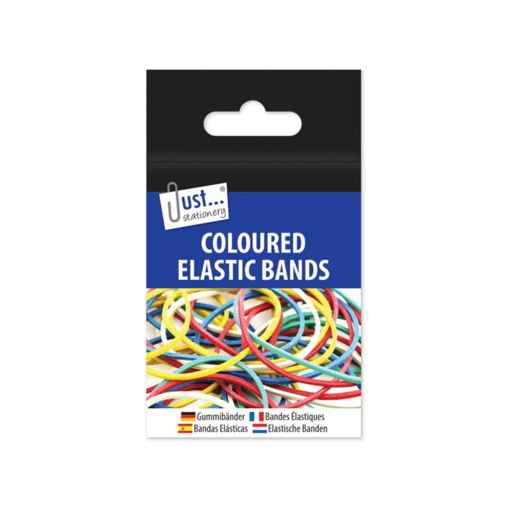 Just Stationery Elastic Bands