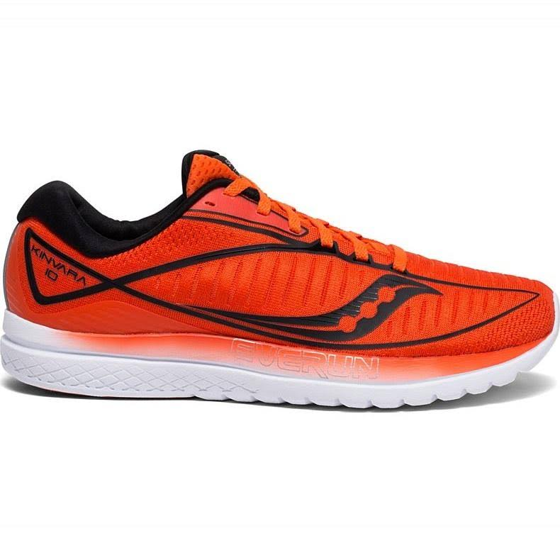 Saucony | Kinvara 10 | Men's 10 / Orange/Black