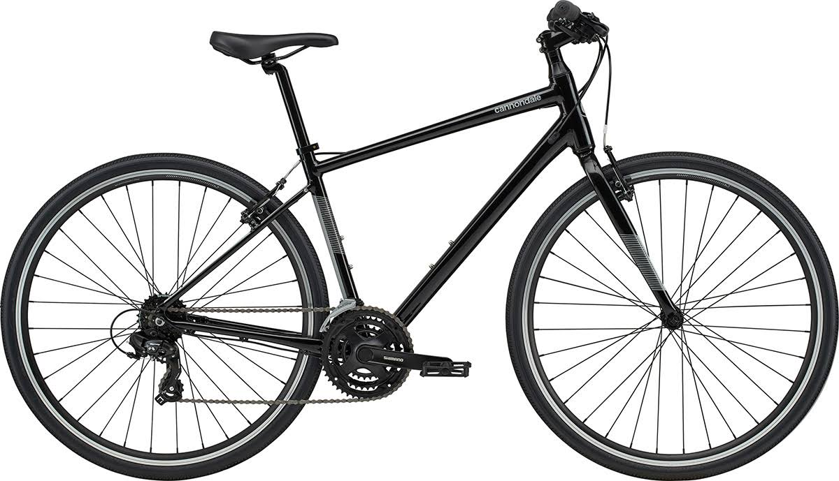 Cannondale Quick 6 - Black - Medium