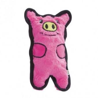 Invincible Mini Pig Dog Toy