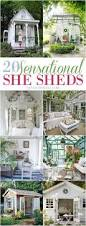 Storage Sheds Jacksonville Fl by Best 25 She Sheds Ideas On Pinterest Little By Little Yard