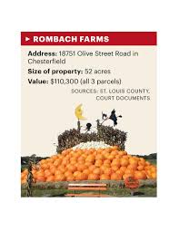 Pumpkin Patch Albany Ny by Lawsuit Details Rombach Family Feud Over Farm Pumpkin Patch St