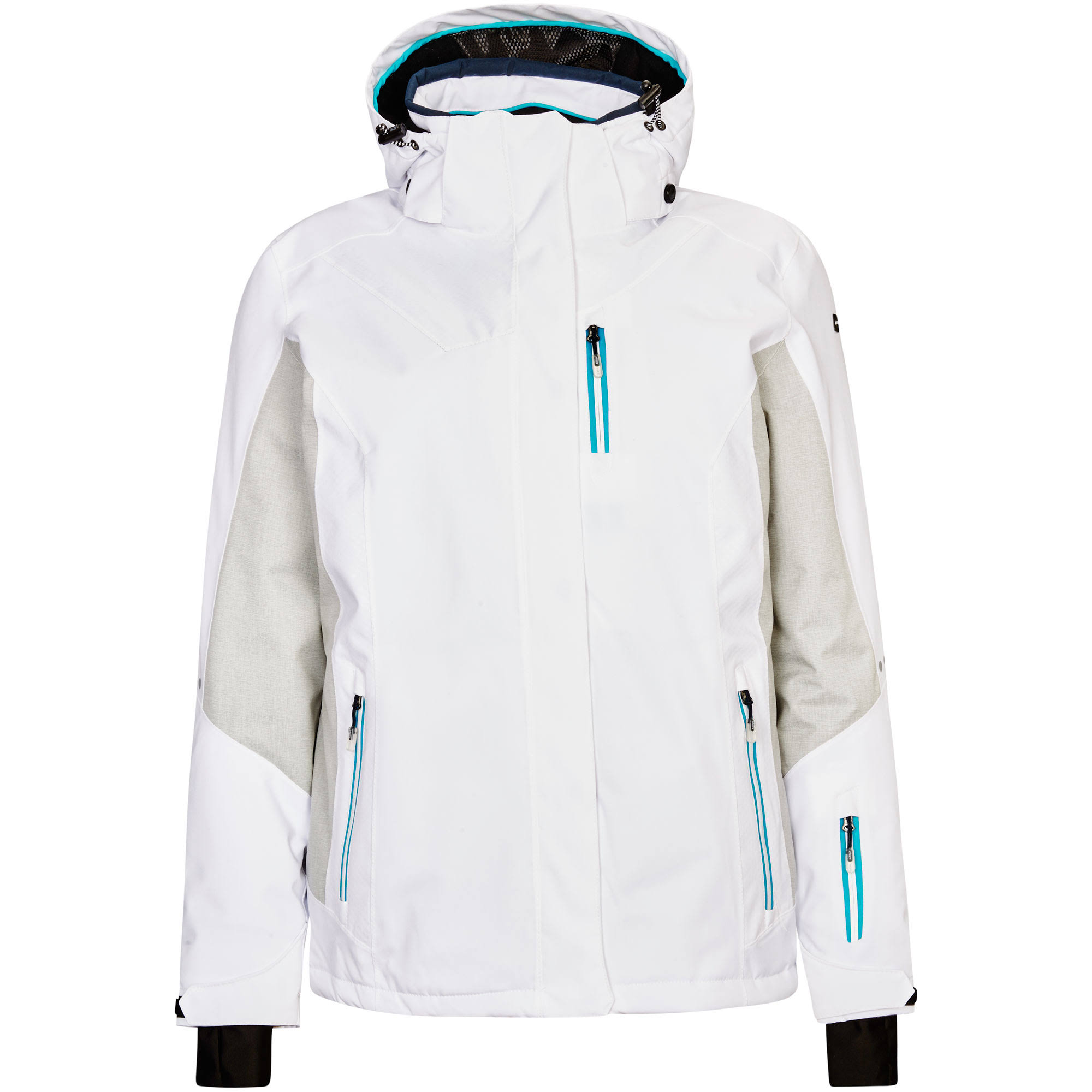 Killtec Birasa Jacket Womens - White - Size 8 - 33902