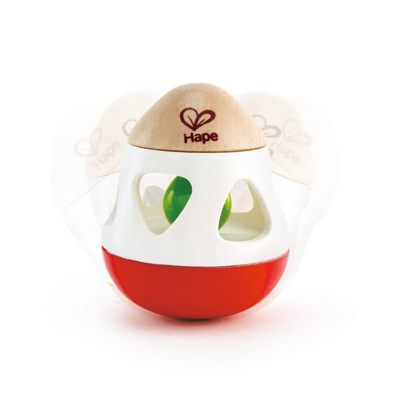 Hape Bell Rattle Toy