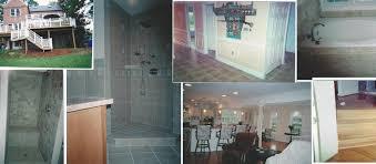 Bathroom Renovation Fairfax Va by Handyman Remodeling Basement Finishing Home Inspector
