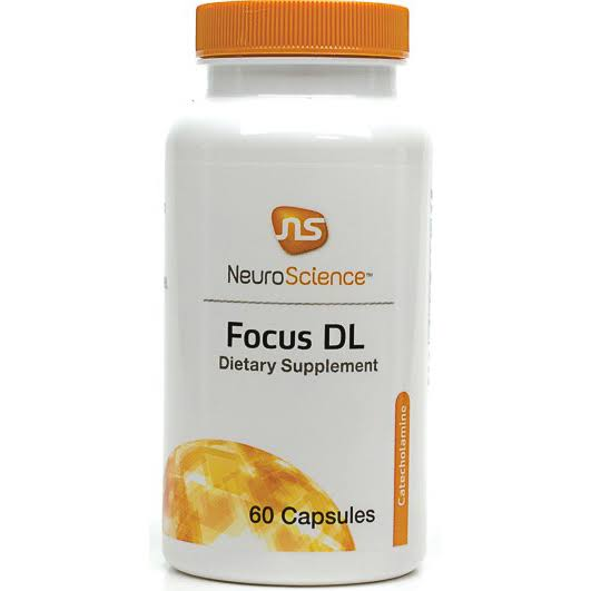 Neuroscience - Focus DL - 60 Capsules