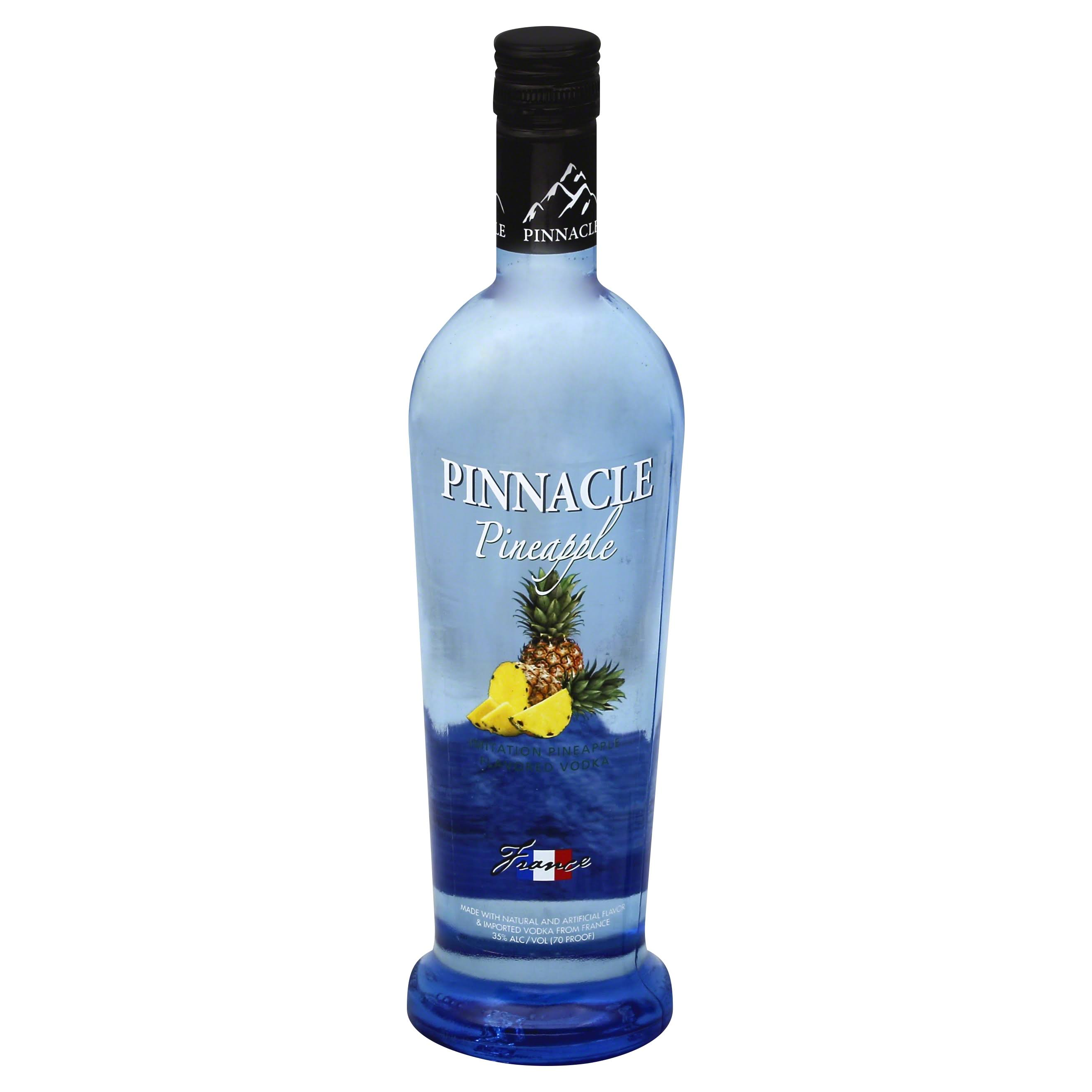 Pinnacle Vodka - 750ml, Pineapple