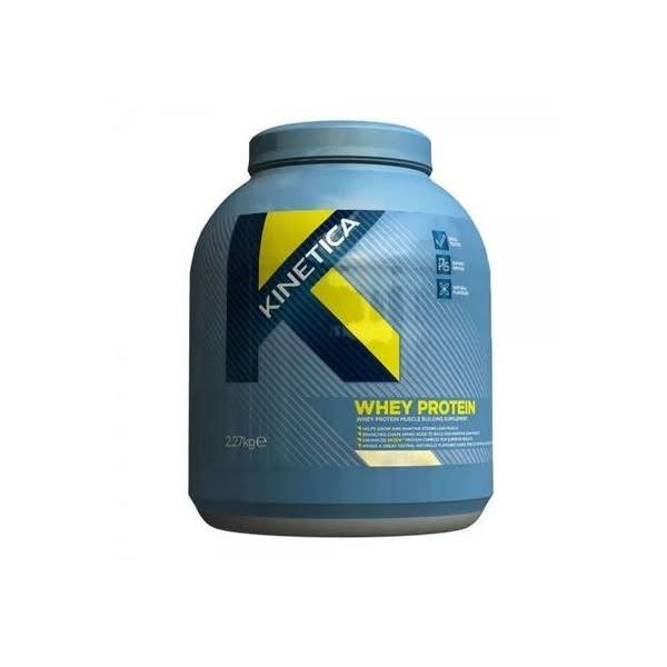 Kinetica Whey Protein Supplement - Vanilla, 2.27kg