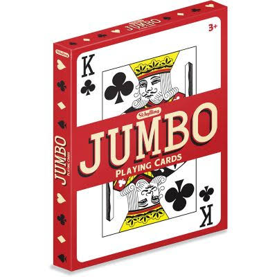 Schylling - Jumbo Playing Cards