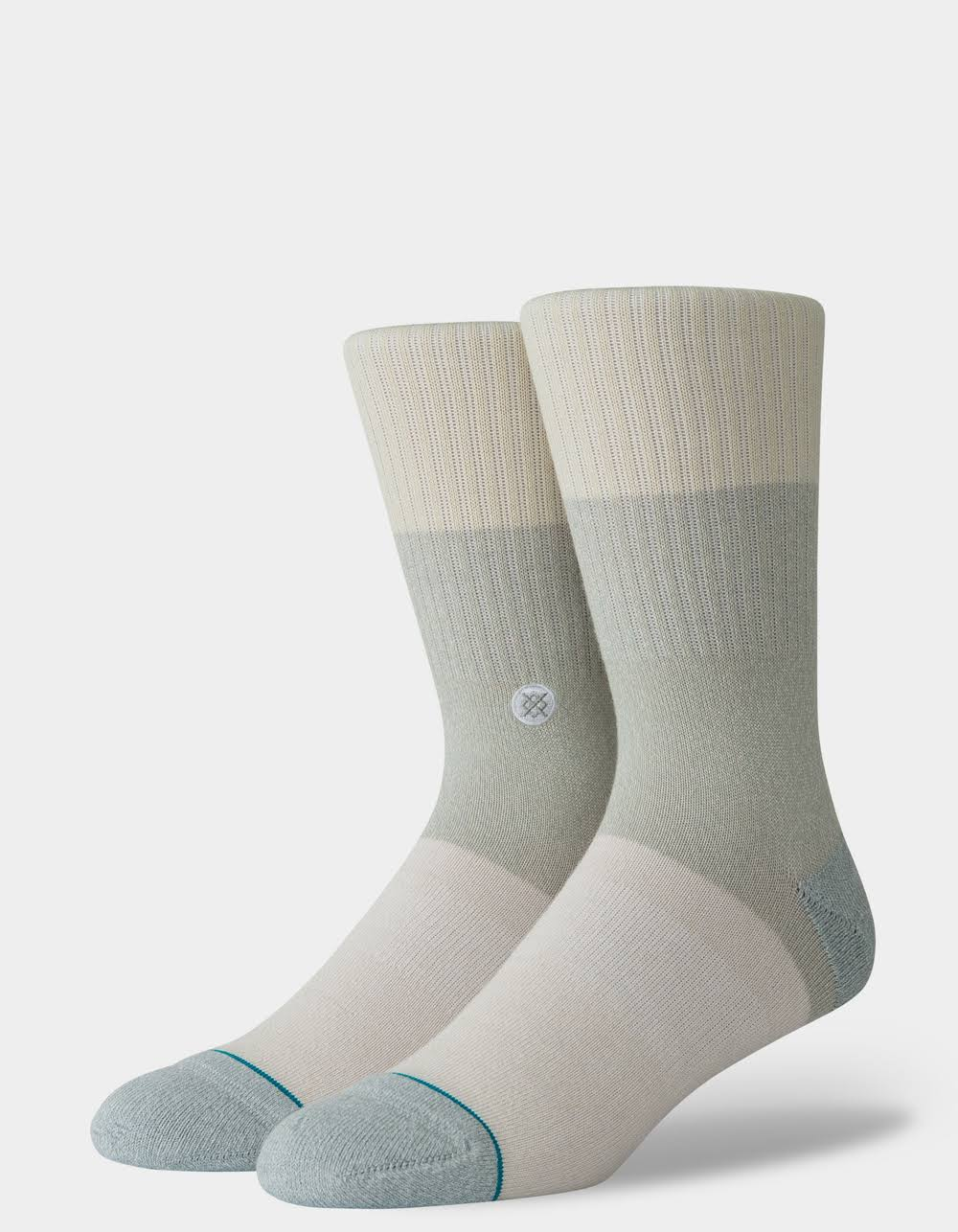 Stance Foundation Mens Socks - Neopolitan Mint, L