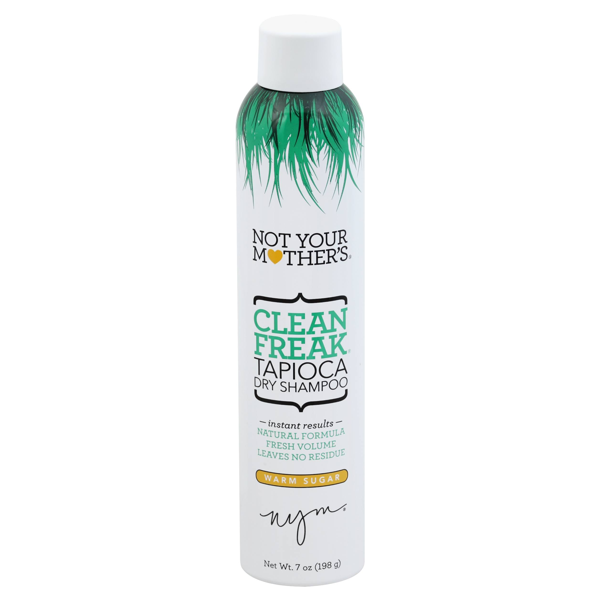 Not Your Mother's Clean Freak Tapioca Dry Shampoo - 7oz