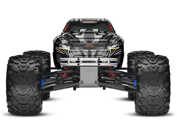 Traxxas T Maxx 4WD Monster Truck RC Model - Scale 1:10