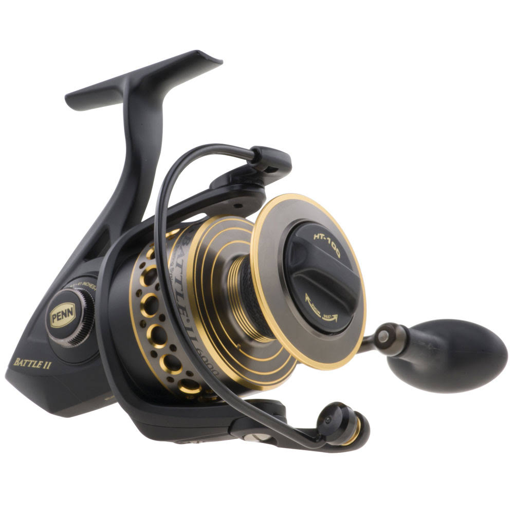 Penn Battle II 1000 Spinning Fishing Reel