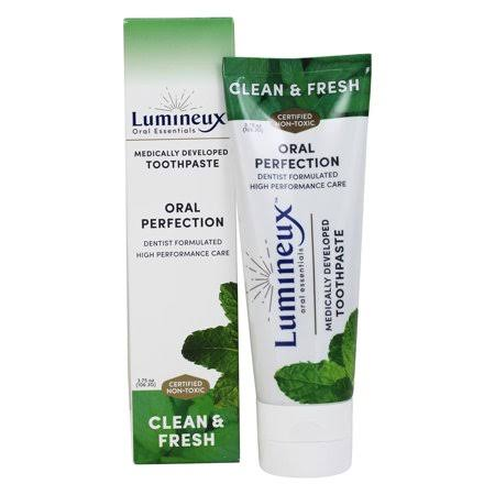Oral Essentials Fresh Breath Toothpaste - 3.5oz