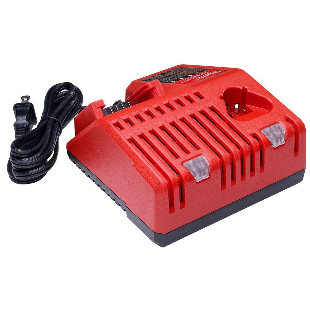 Milwaukee M18 Lithium Ion Battery Charger - 18v and 12v
