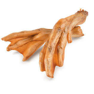 Jones Natural 52500585 Duck Feet Dog Treat - Pack of 2