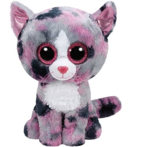 TY Beanie Boo Plush Lindi The Cat
