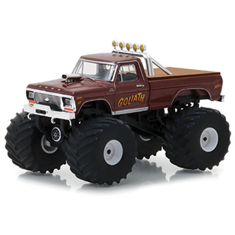 Greenlight Kings of Crunch Die-Cast Car, 8+