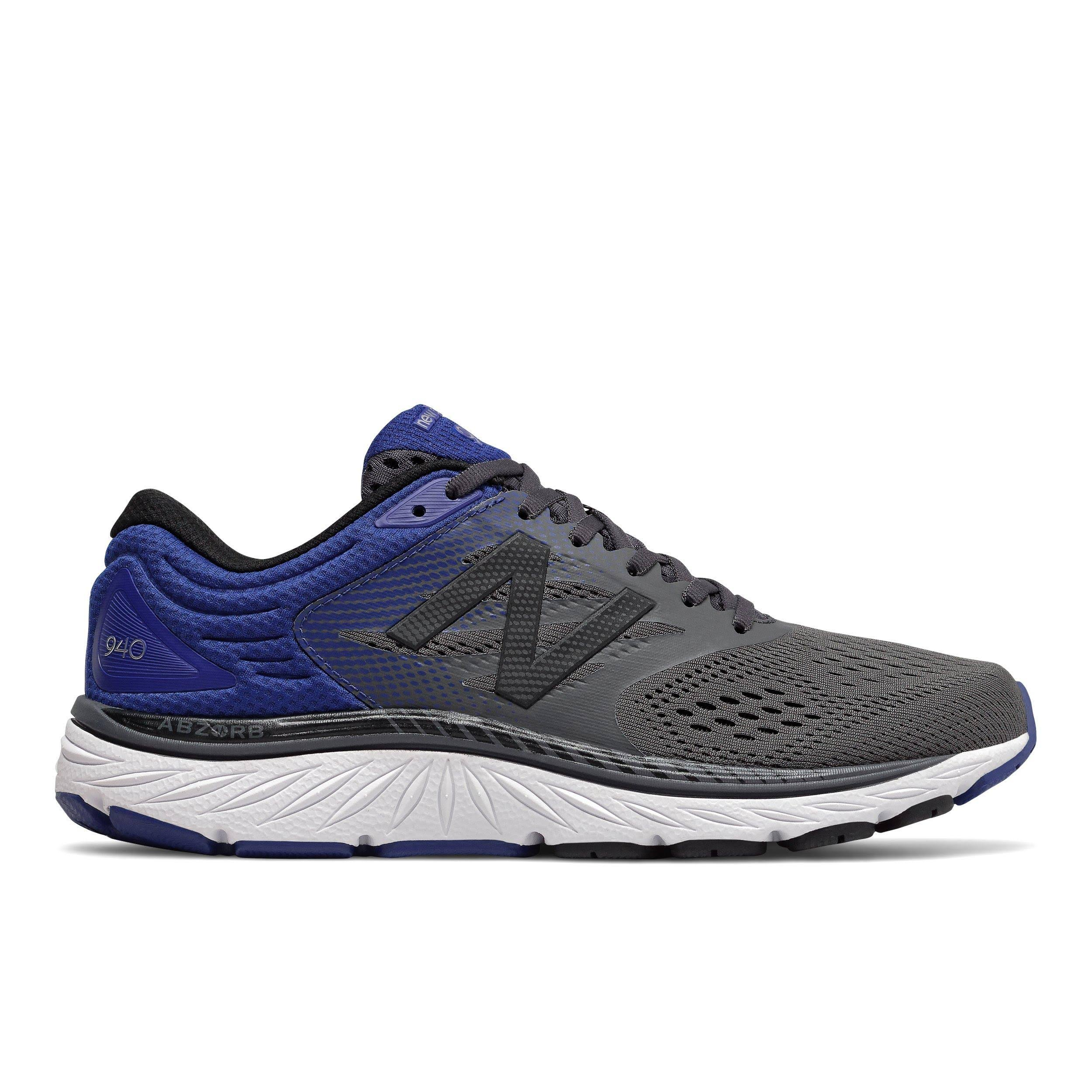 New Balance 940v4 Men's Running Shoes Magnet/Marine Blue : 12.5 4E - Extra Wide