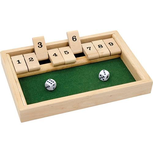 Schylling Shut The Box Game