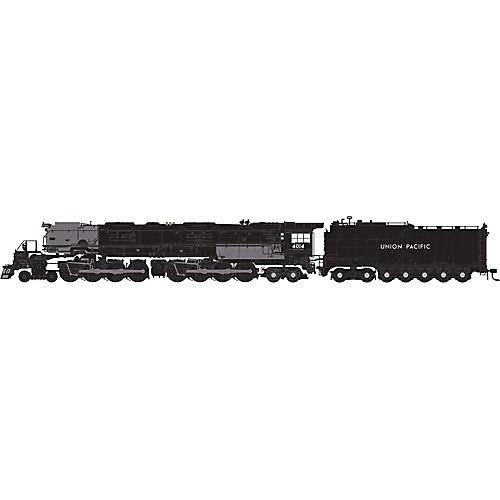 Athearn - HO 4-8-8-4 w/DCC & Sound, UP/Promontory #4014 - G04014
