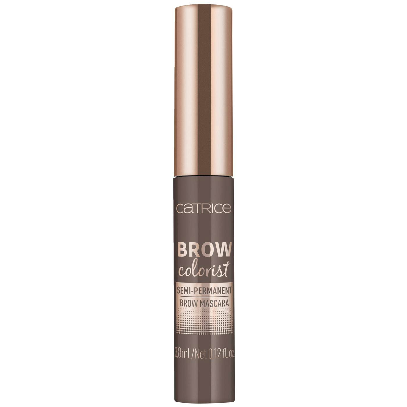 Catrice Brow Semi Per Brow Mascara - 030 Dark, 3.8ml