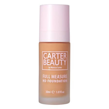 Carter Beauty Full Measure HD Foundation - Caramel Chew