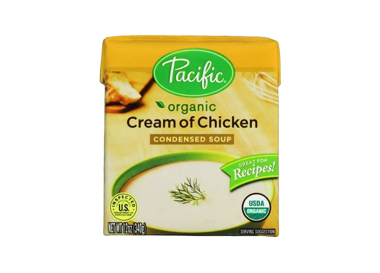 Pacific Organic Cream of Chicken Condensed Soup