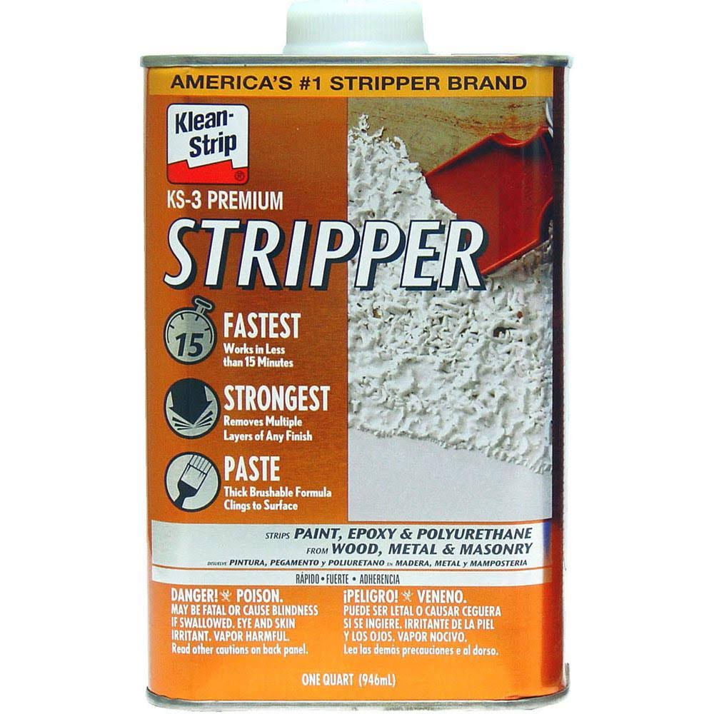 Klean Strip Premium Stripper - 1qt