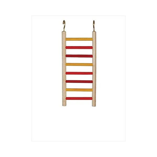 Caitec Paradise Parakeet Bird Ladder - 4x10in