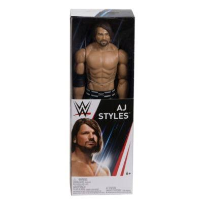 "WWE 12"" AJ Styles Action Figure"