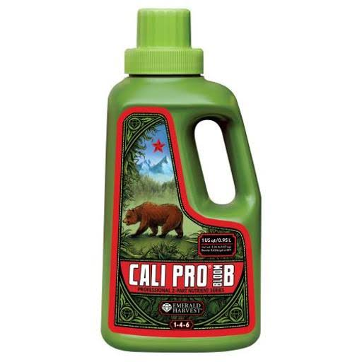 Emerald Harvest Cali Pro Bloom B Fertilizer - 1qt