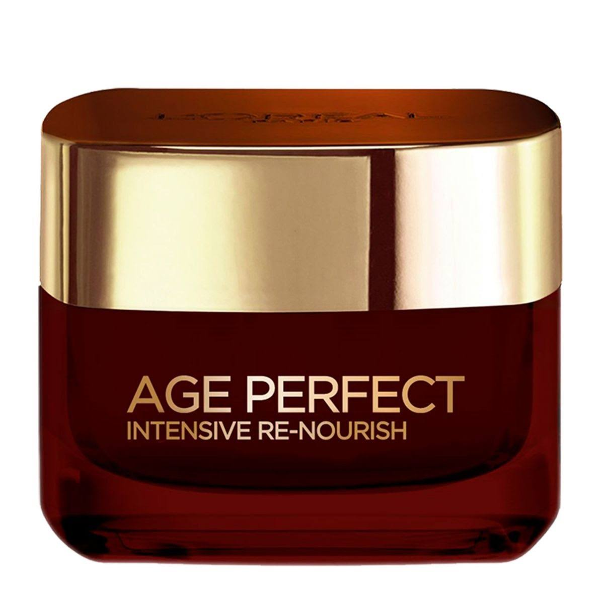 L'Oreal Age Perfect Intensive Renourish Day Cream - Manuka Honey, 50ml