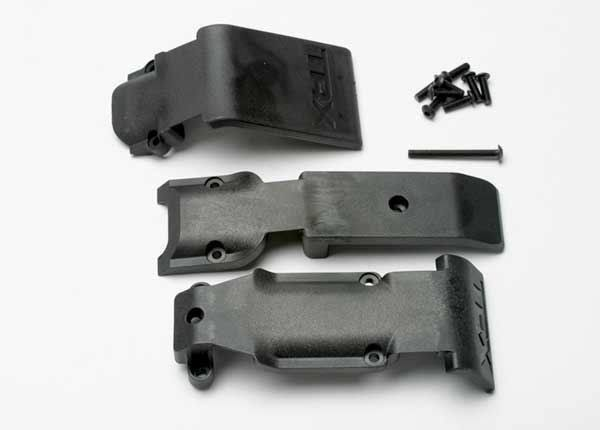 Traxxas Front Skid Plate Set