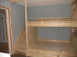 Wood Bunk Beds Plans by Best 25 Bunk Bed Rail Ideas On Pinterest Bunk Bed Sets Cabin