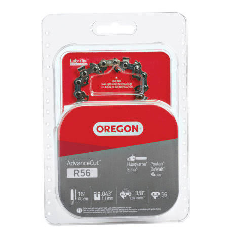 Oregon Chain R56 Micro Lite Replacement Saw Chain - 16""